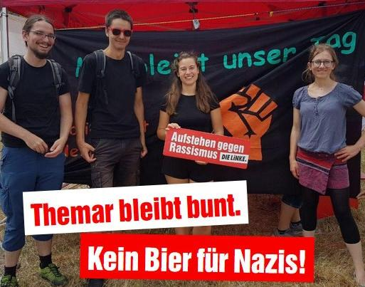 DIE LINKE. Jena in Themar